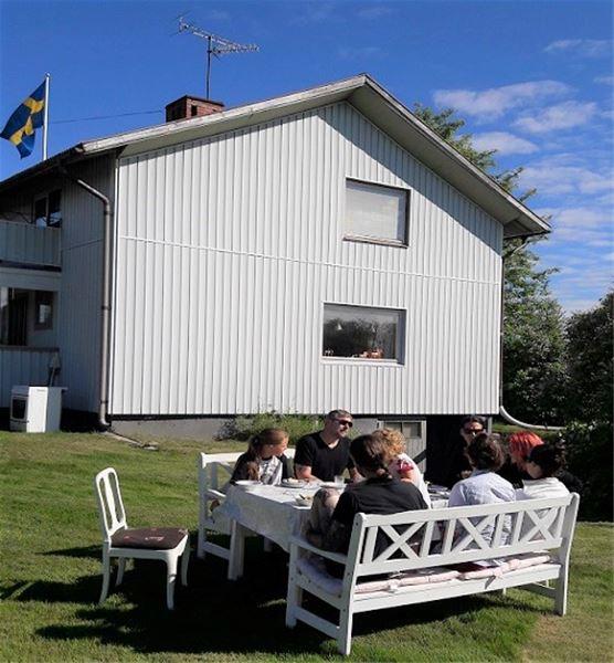 Vansbrosimningen. Privatrum V200, Äppelbo