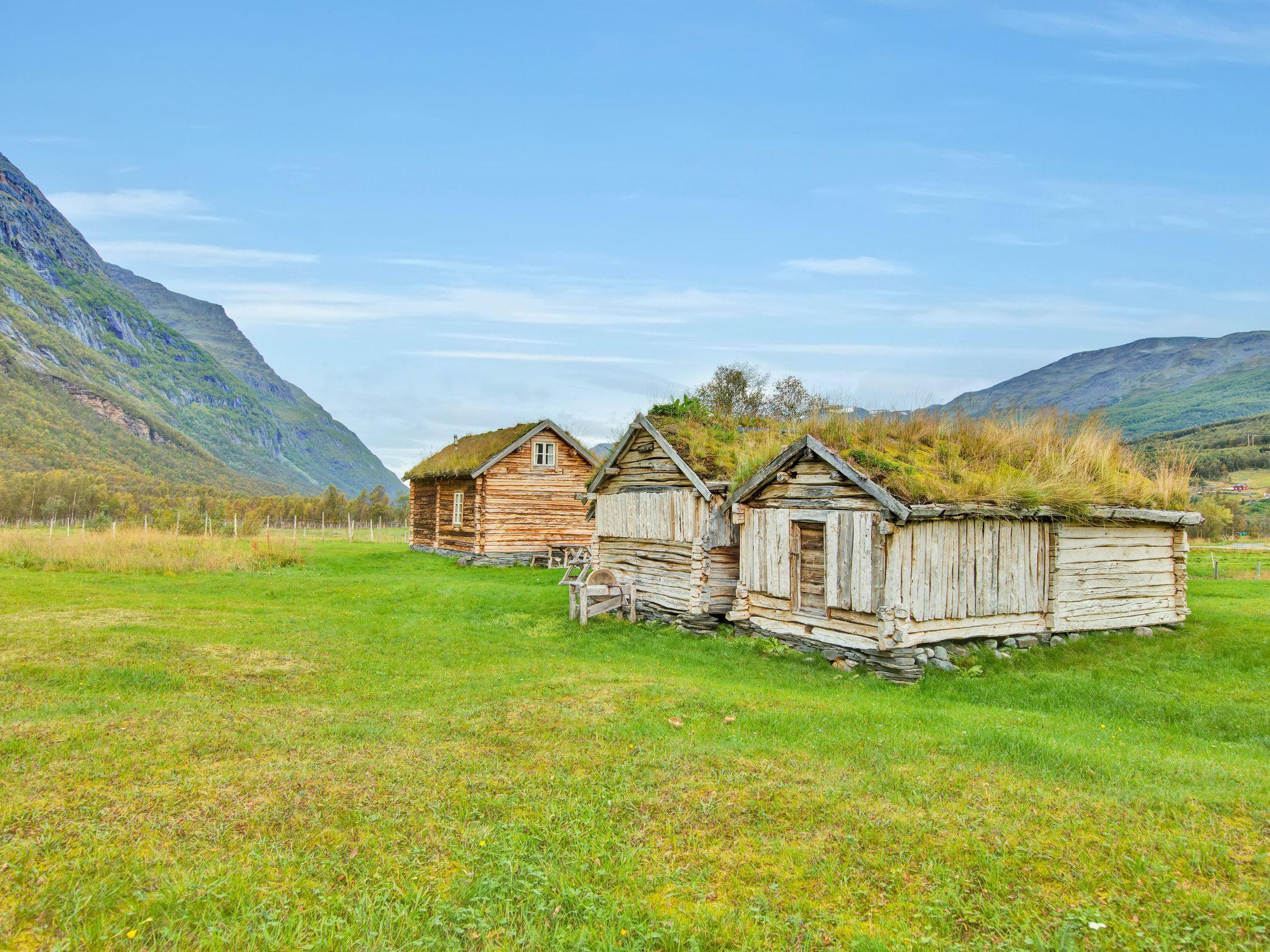 Holmenes Coastal Sami Farm