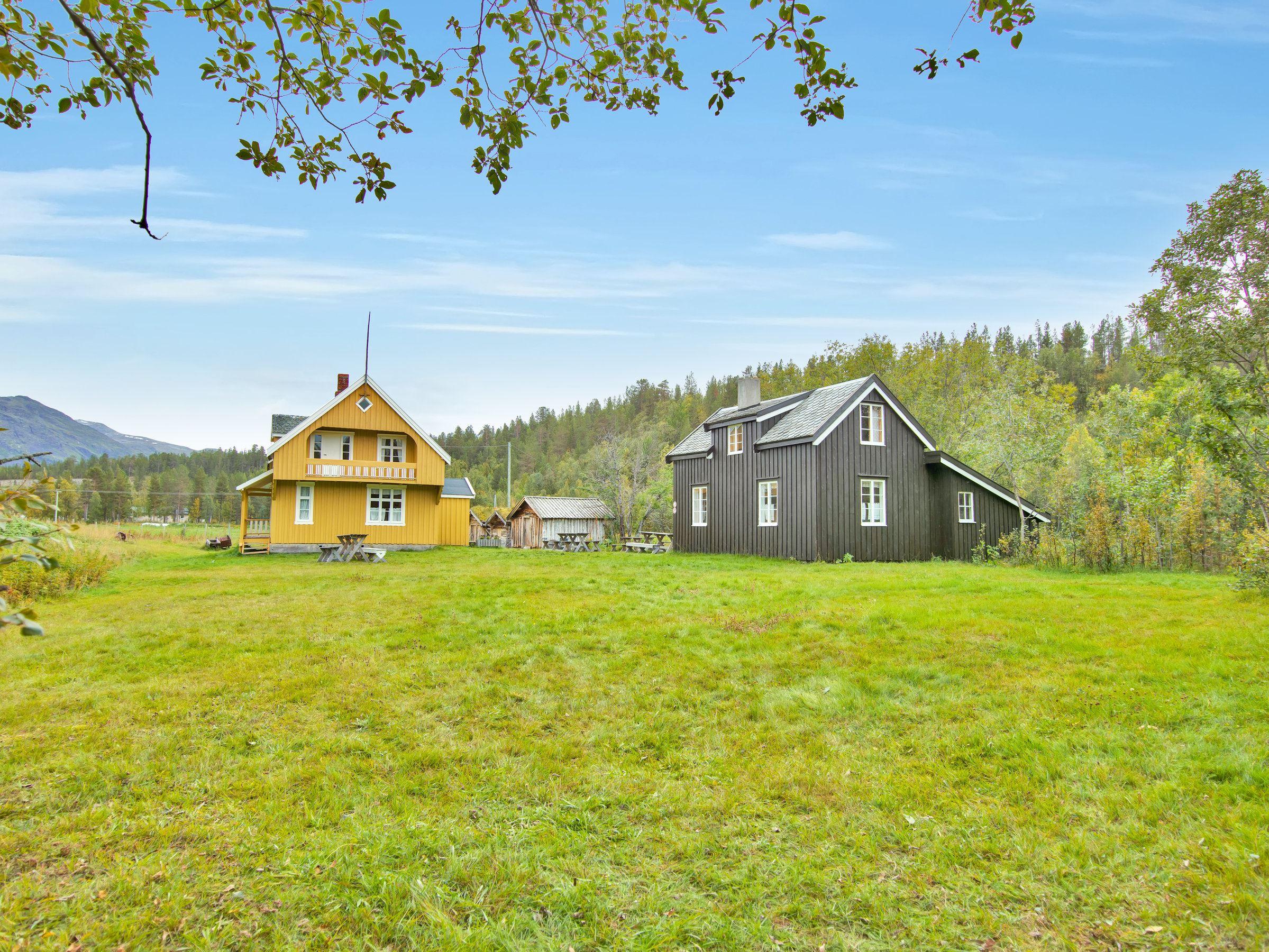 Tørfoss Kven Farm
