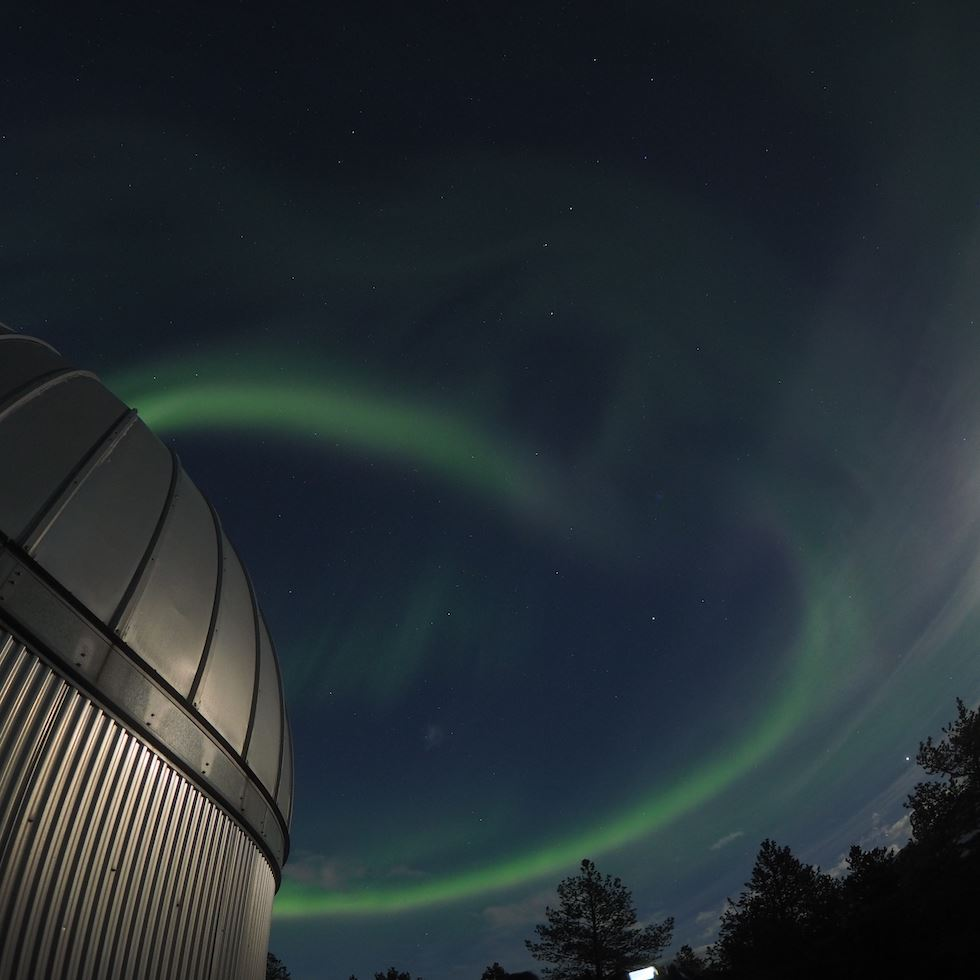 April Aurora Chase – Knowledge, Storytelling and Technology – Tromsø Guide