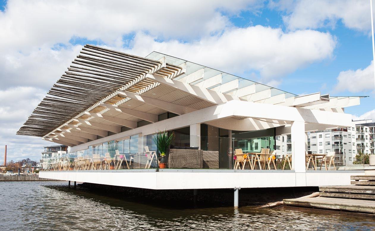 Lahti Harbour   Piano Pavilion