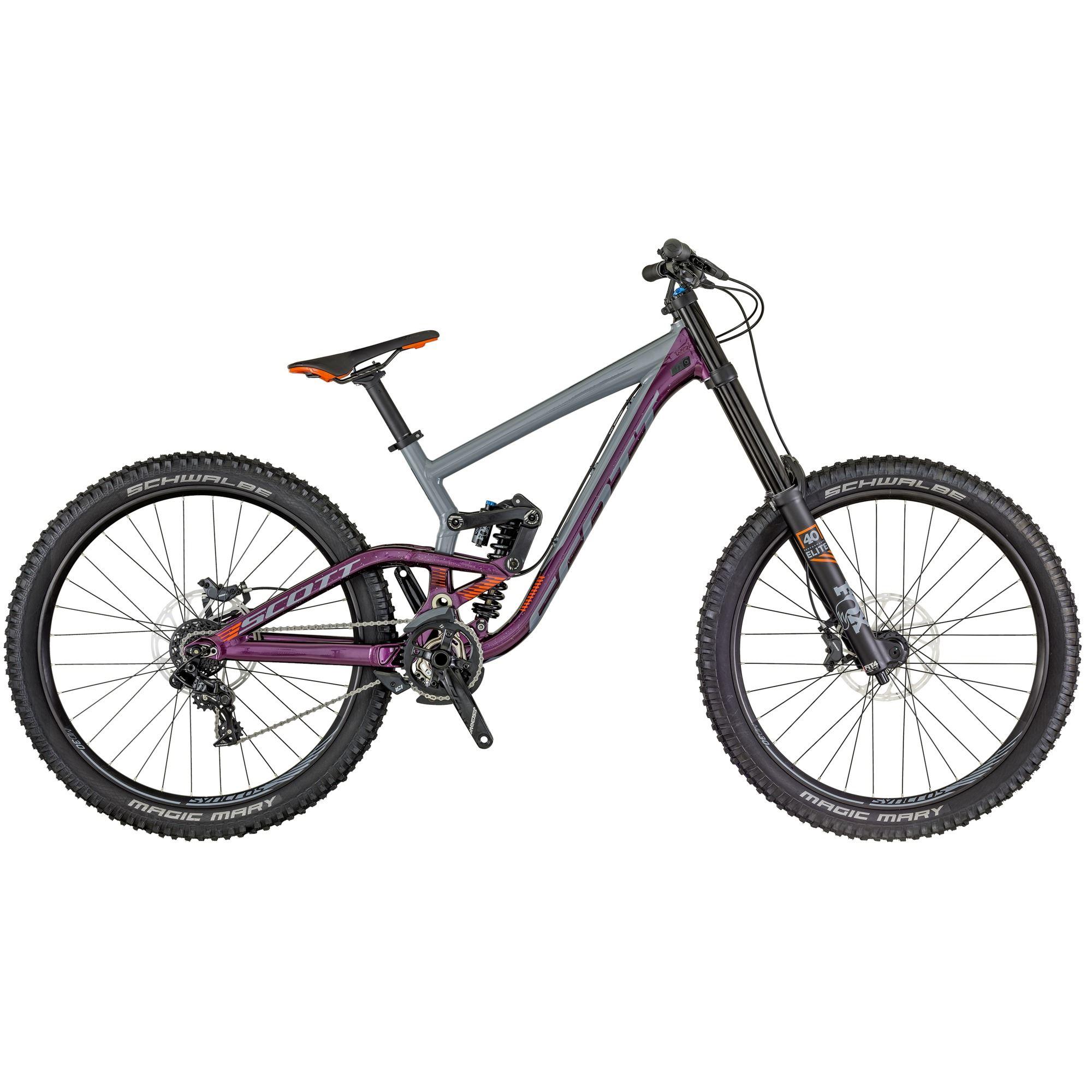 DH-bike | Scott Gambler 720 - Size L