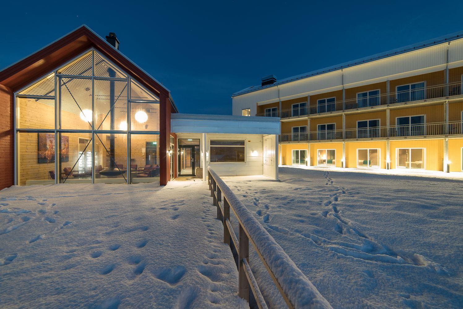 Sommarøy Arctic Hotel
