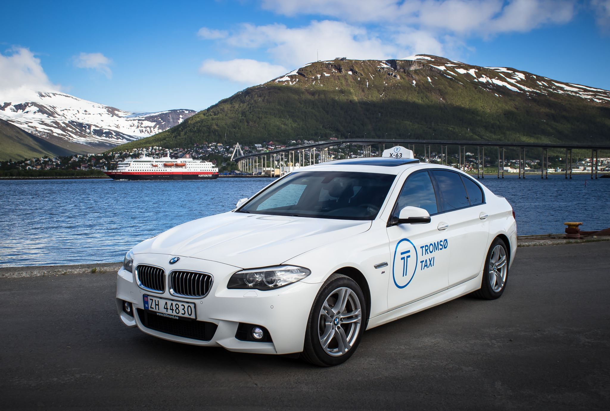 Tromsø Taxi AS