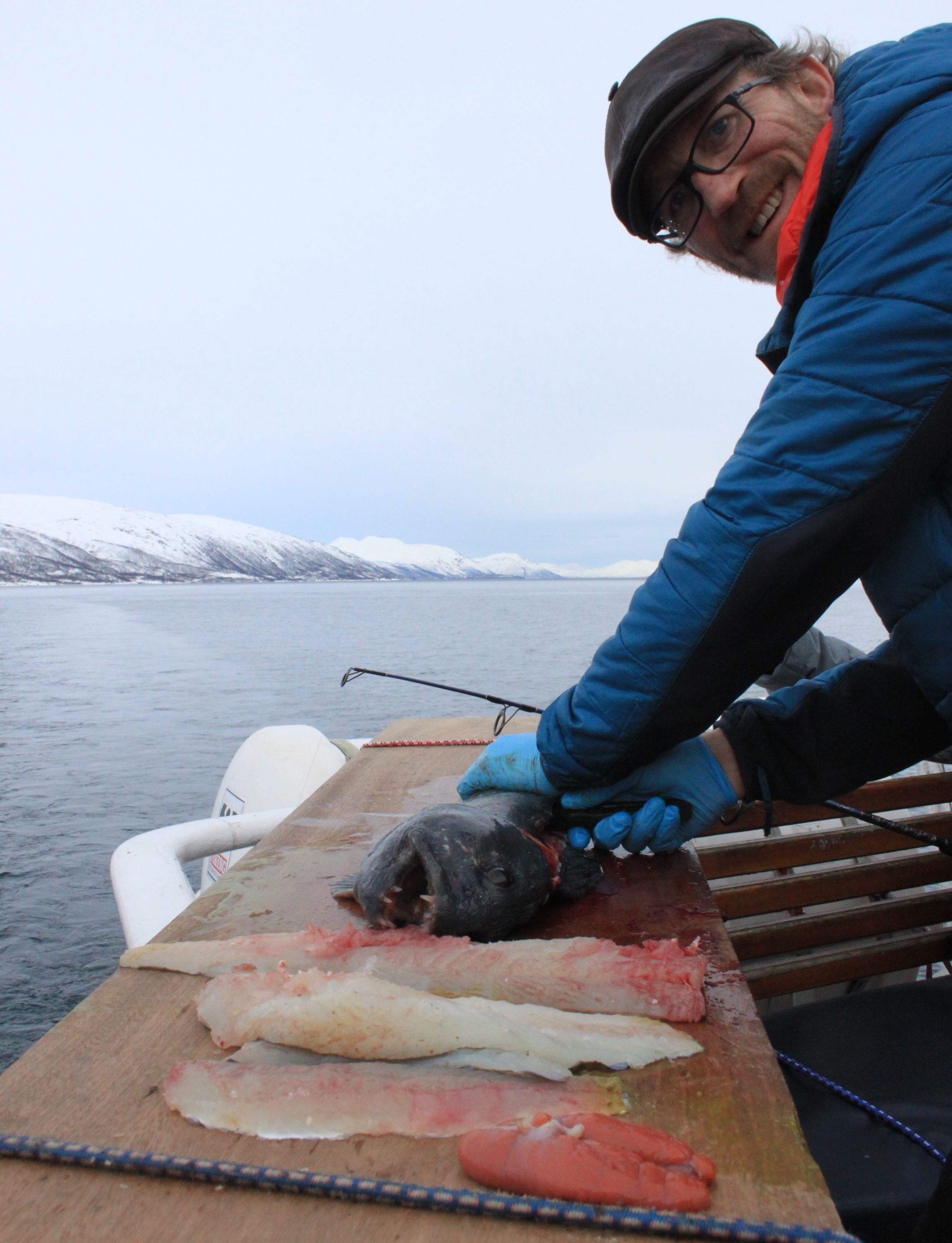 Polar Fishing Adventure from Tromsø – Polar Adventures