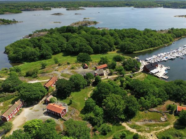Ön från ovan