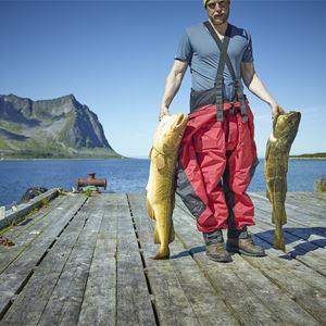 Peter Lundström, Camp Steinfjord
