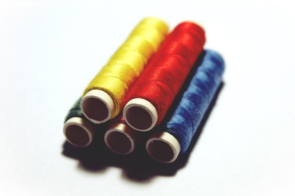 Textilutställning & Syjunta