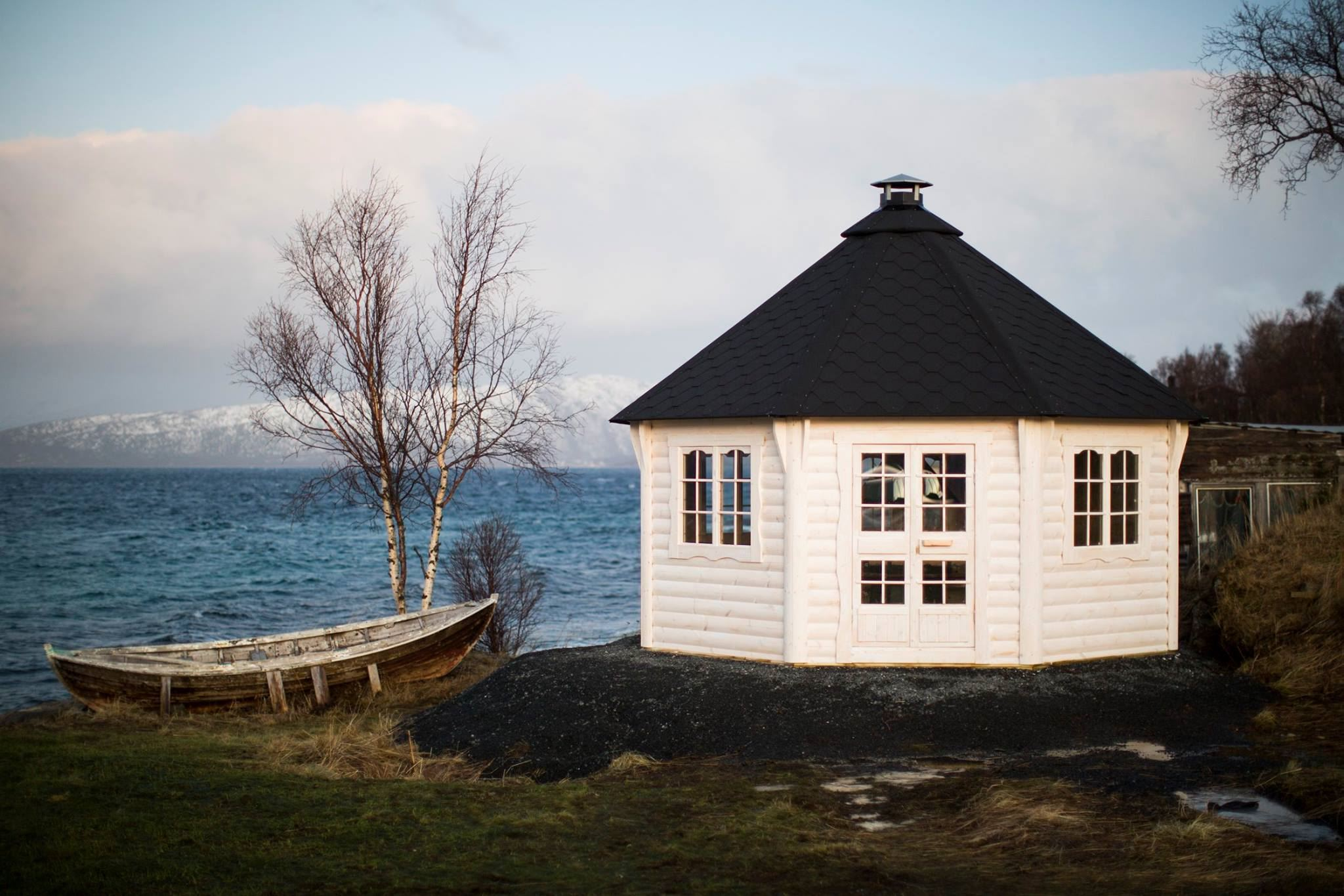 Jenny Hoff, Camp Solbergfjord