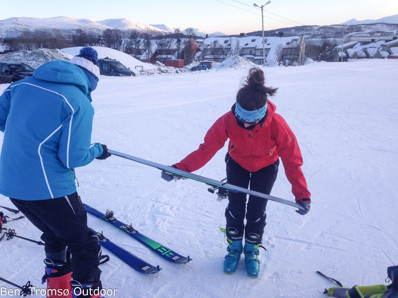 Introduction to Ski Touring – guided trip for alpine skiers - Tromsø Outdoor