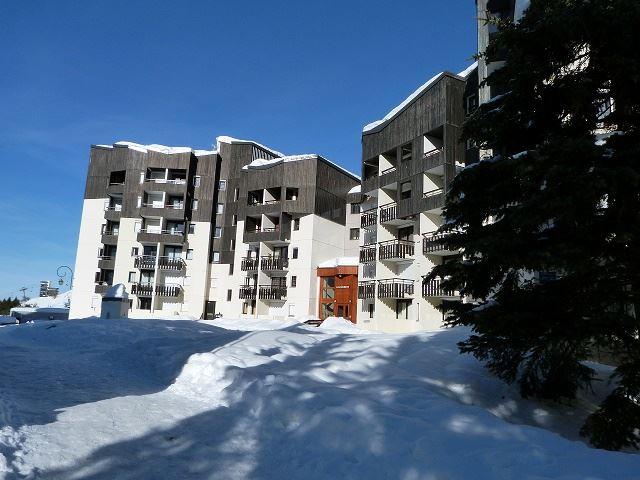 2 Pers Studio ski-in ski-out / GENTIANES 408