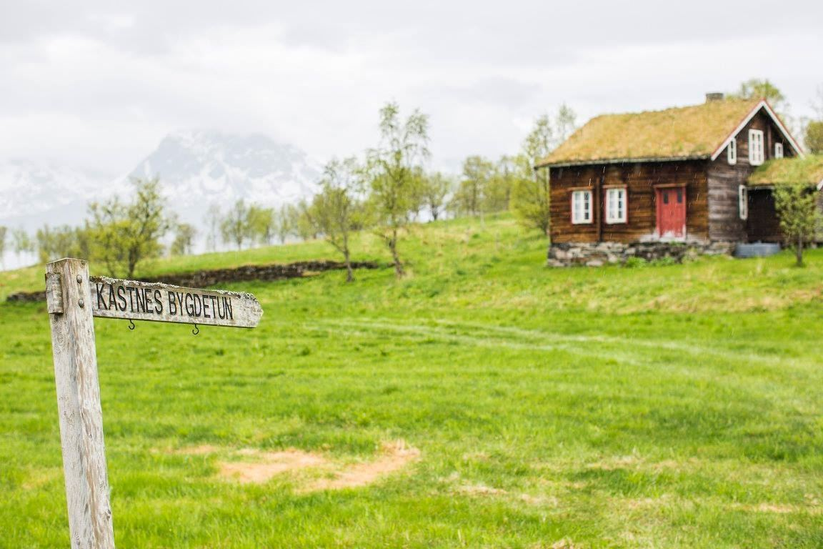 Jenny Hoff, Midt-Troms Museum