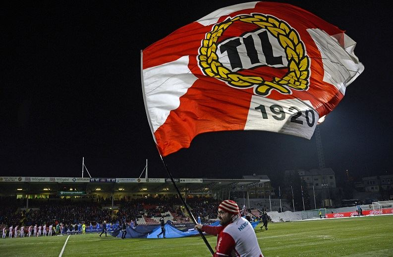 Norwegian Premier League football match at Alfheim Stadium
