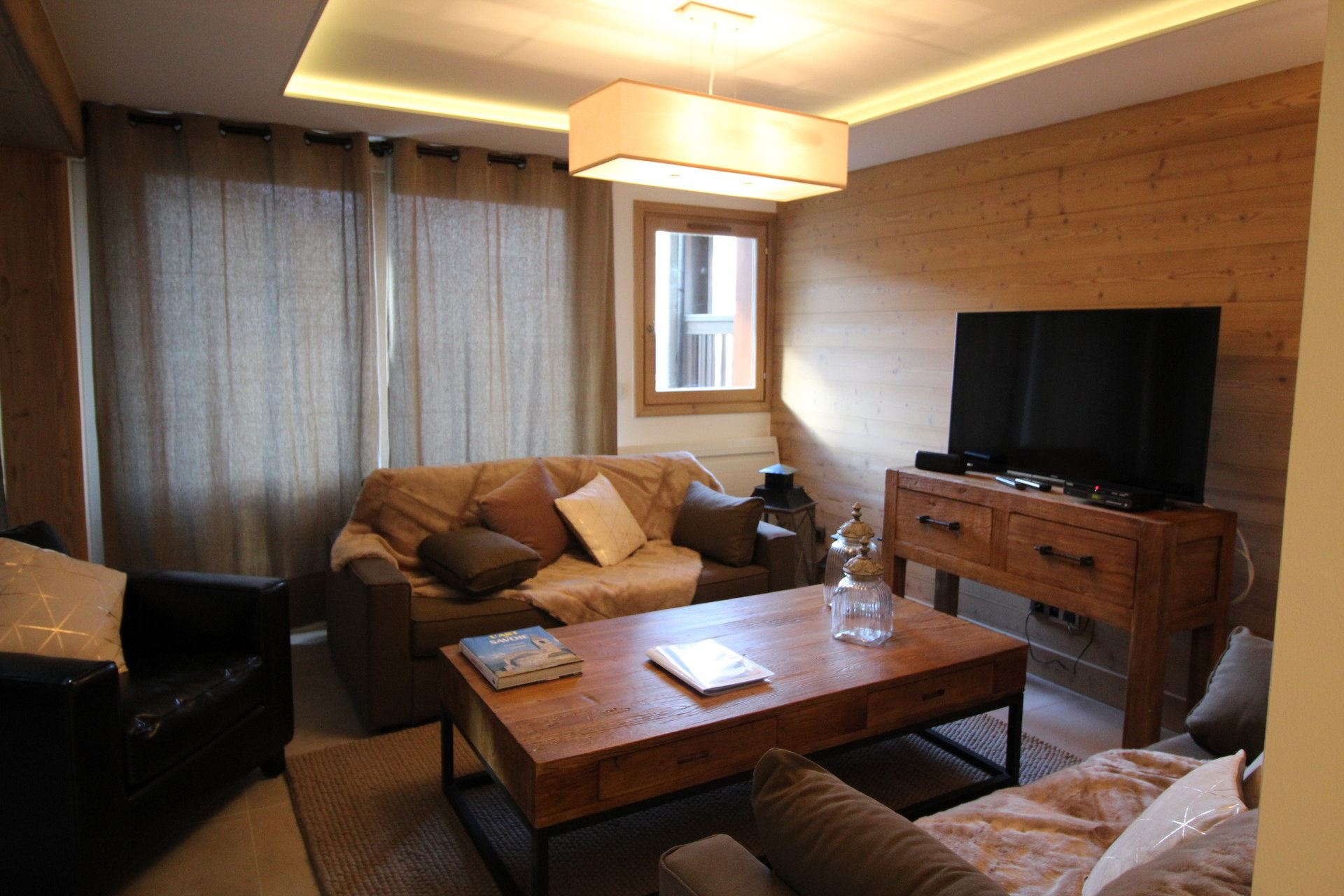 5 Rooms Duplex 8 Pers ski-in-ski-out / Les Trolles n°1