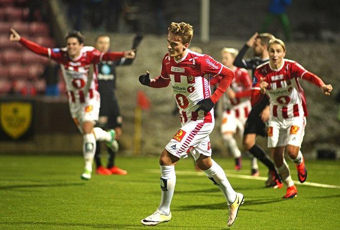 Tromsø IL vs Ranheim