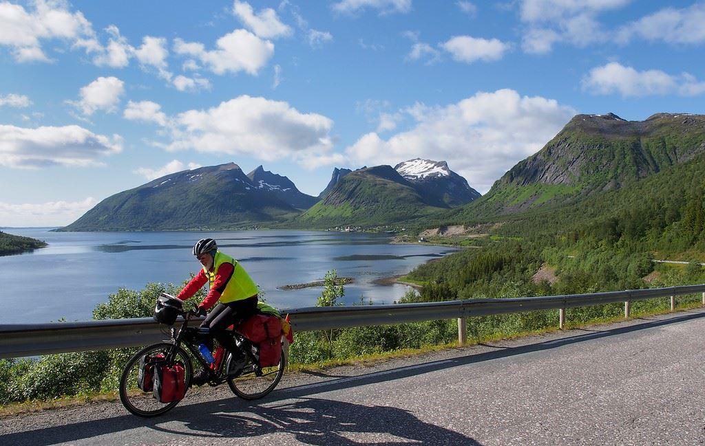 Werner Harstad / statens vegvesen, Nasjonal Turistvei
