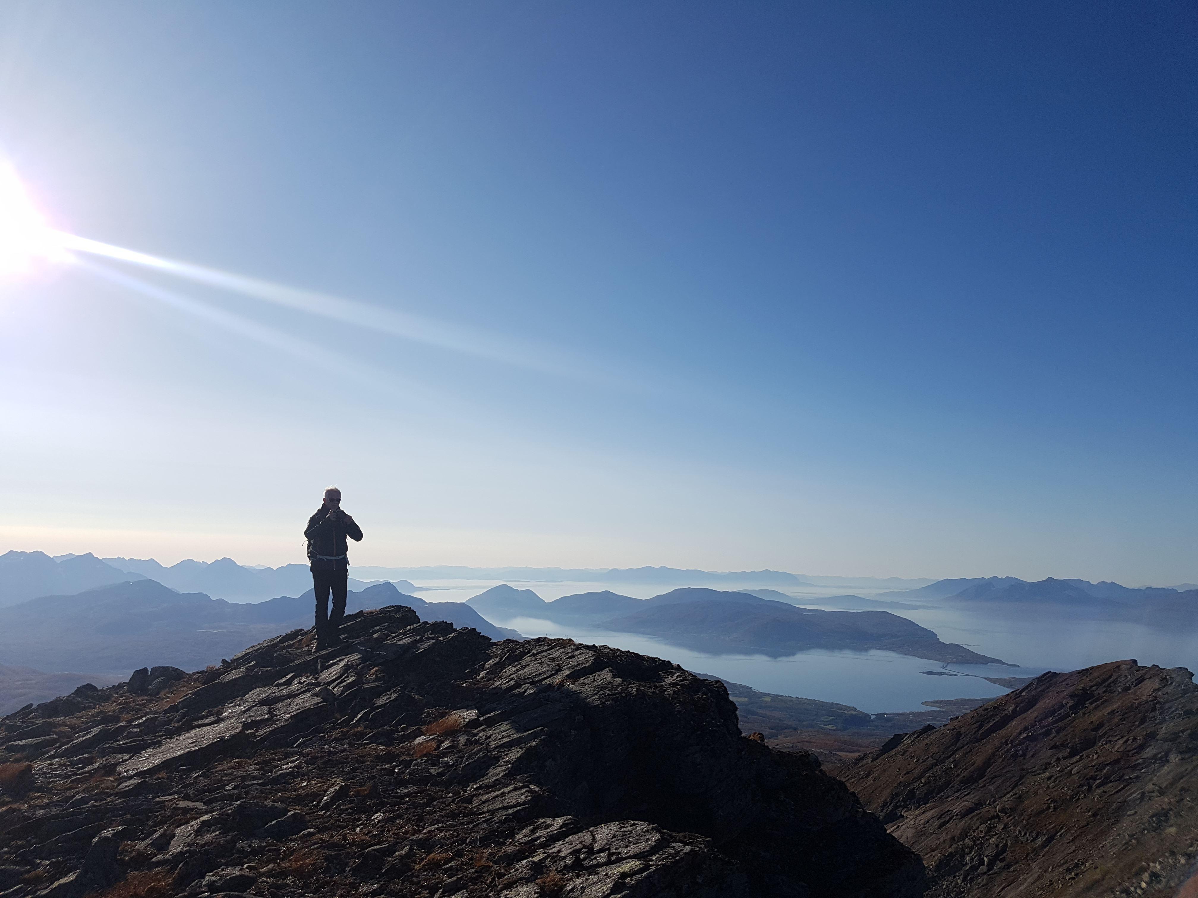 Ragnvald Storvoll, Midt-Troms Friluftsråd