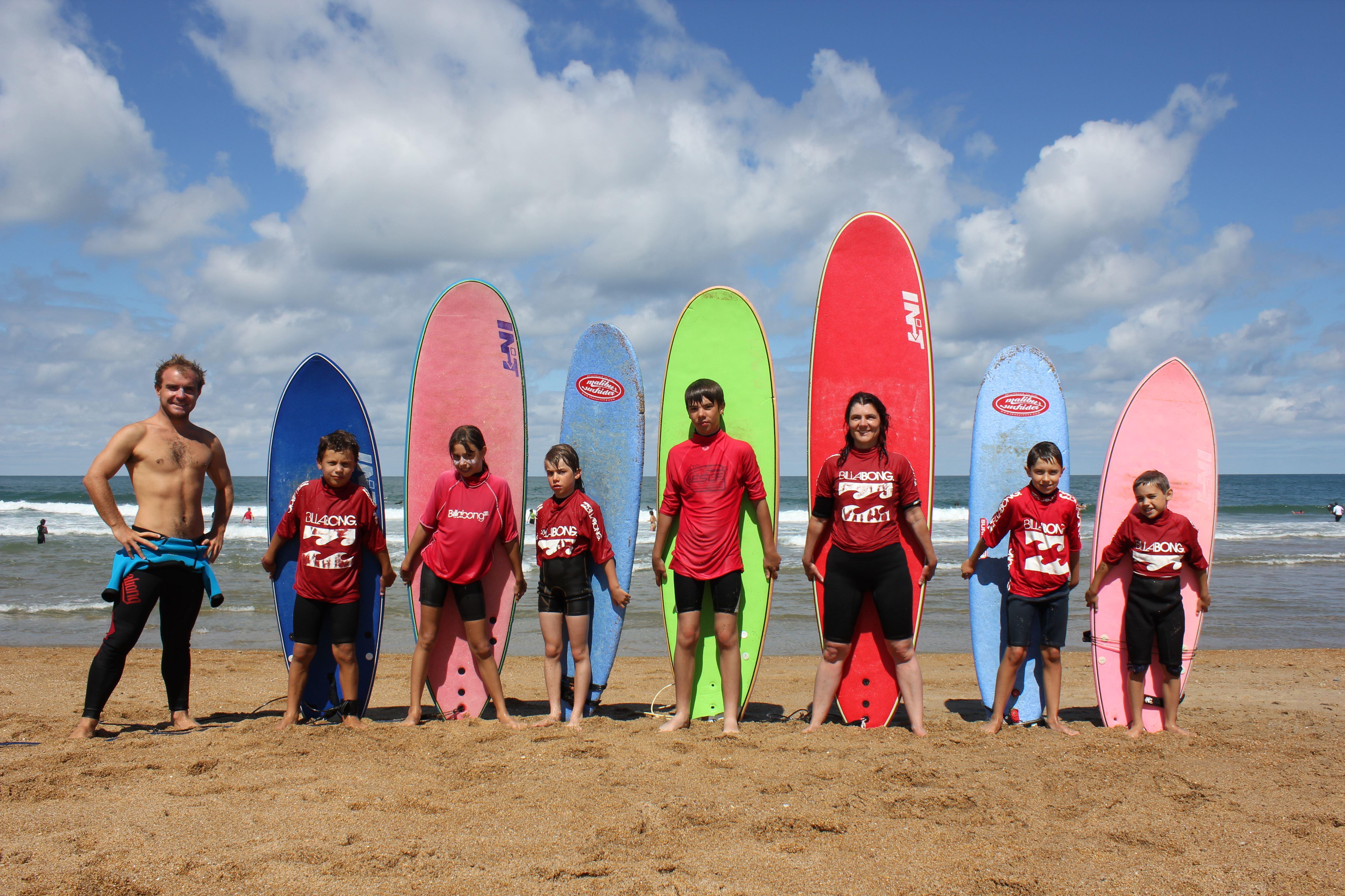 Billabong Surf School
