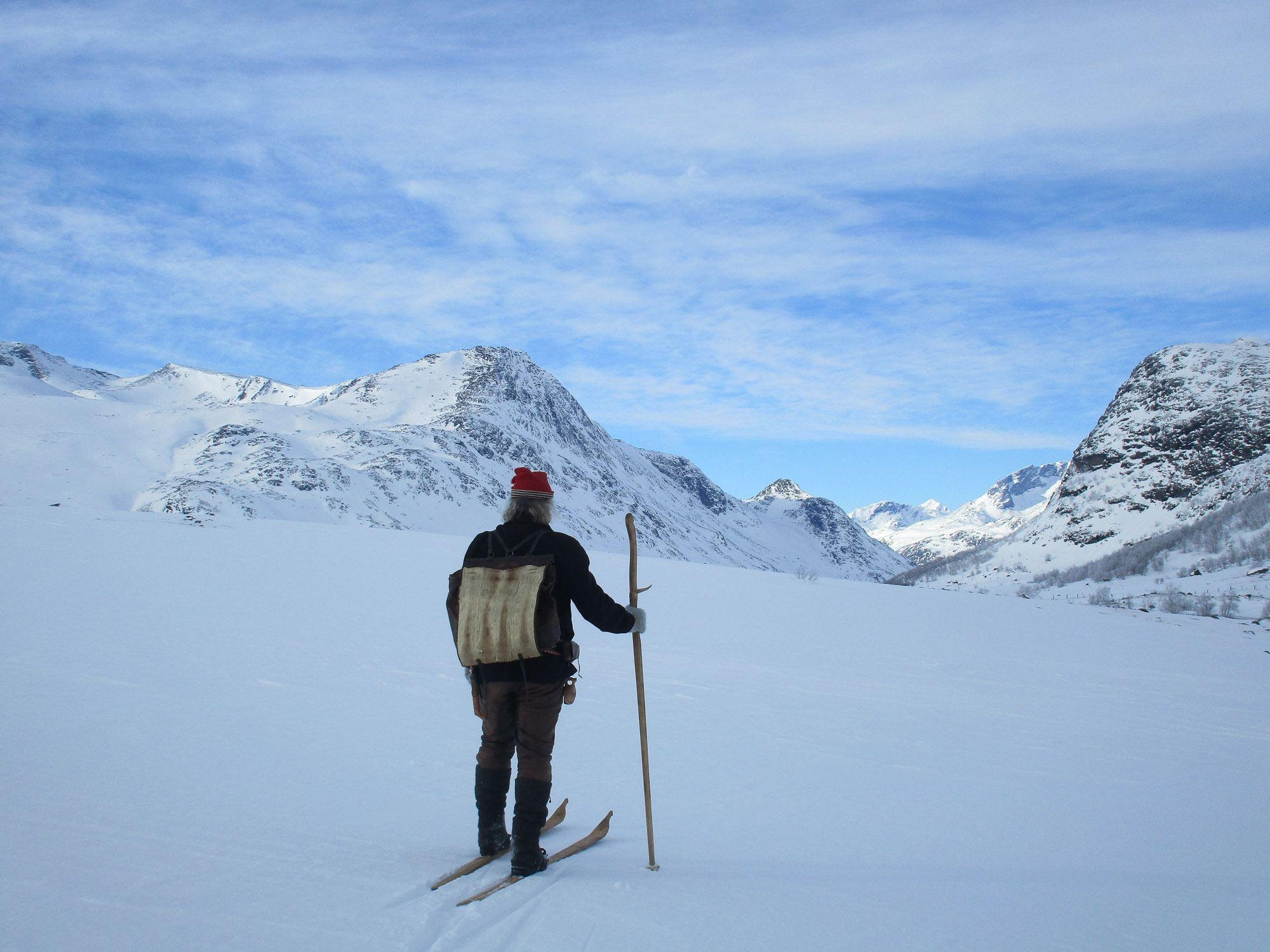 © Raak og Draam, Nydelig utsikt i Jotunheimen