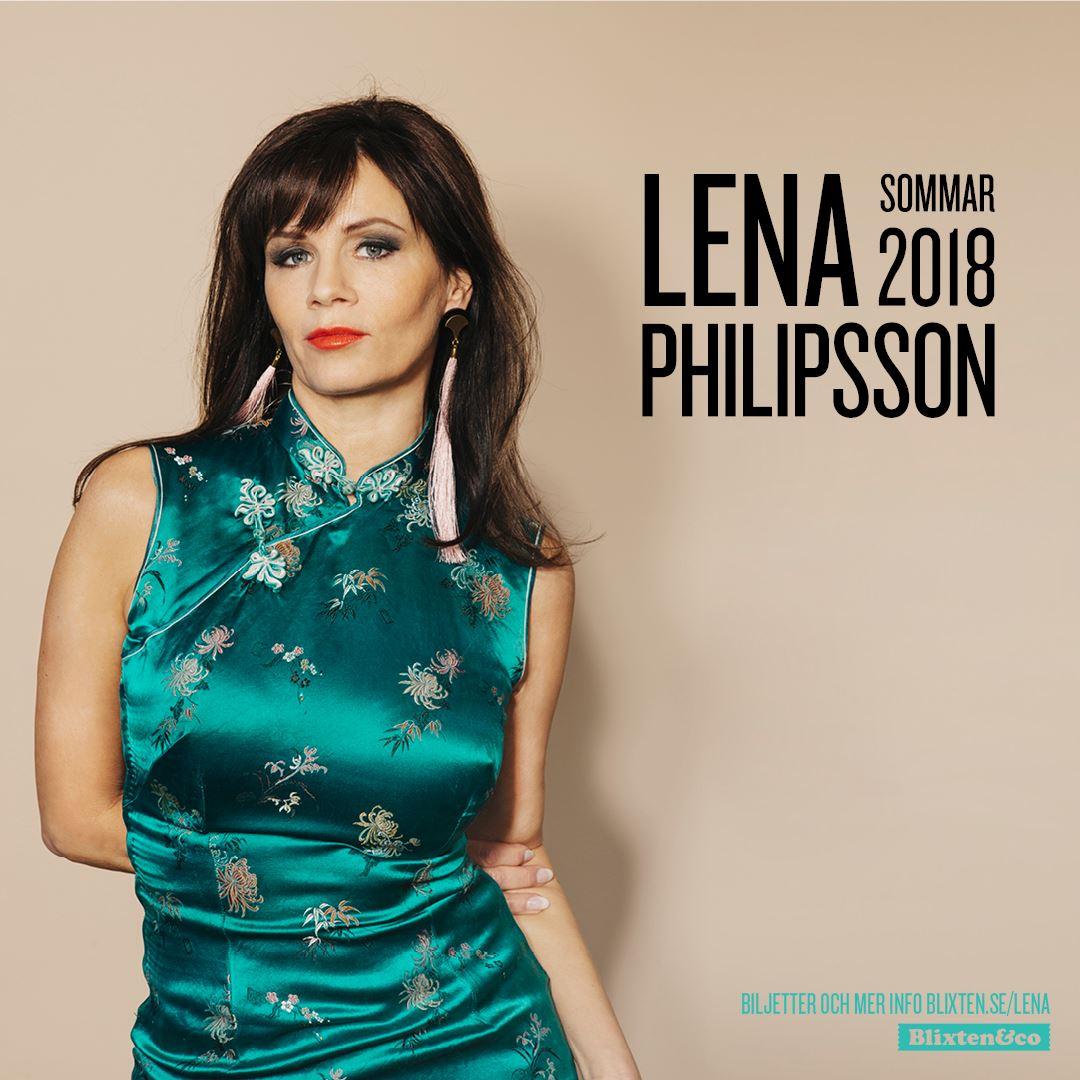 Lena Philipsson på Junsele Djurpark