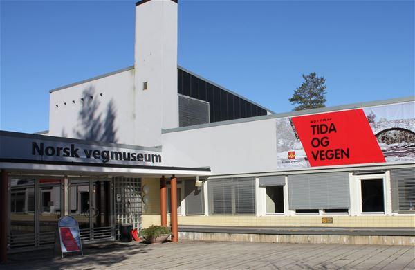 Høstferieuke på Norsk vegmuseum