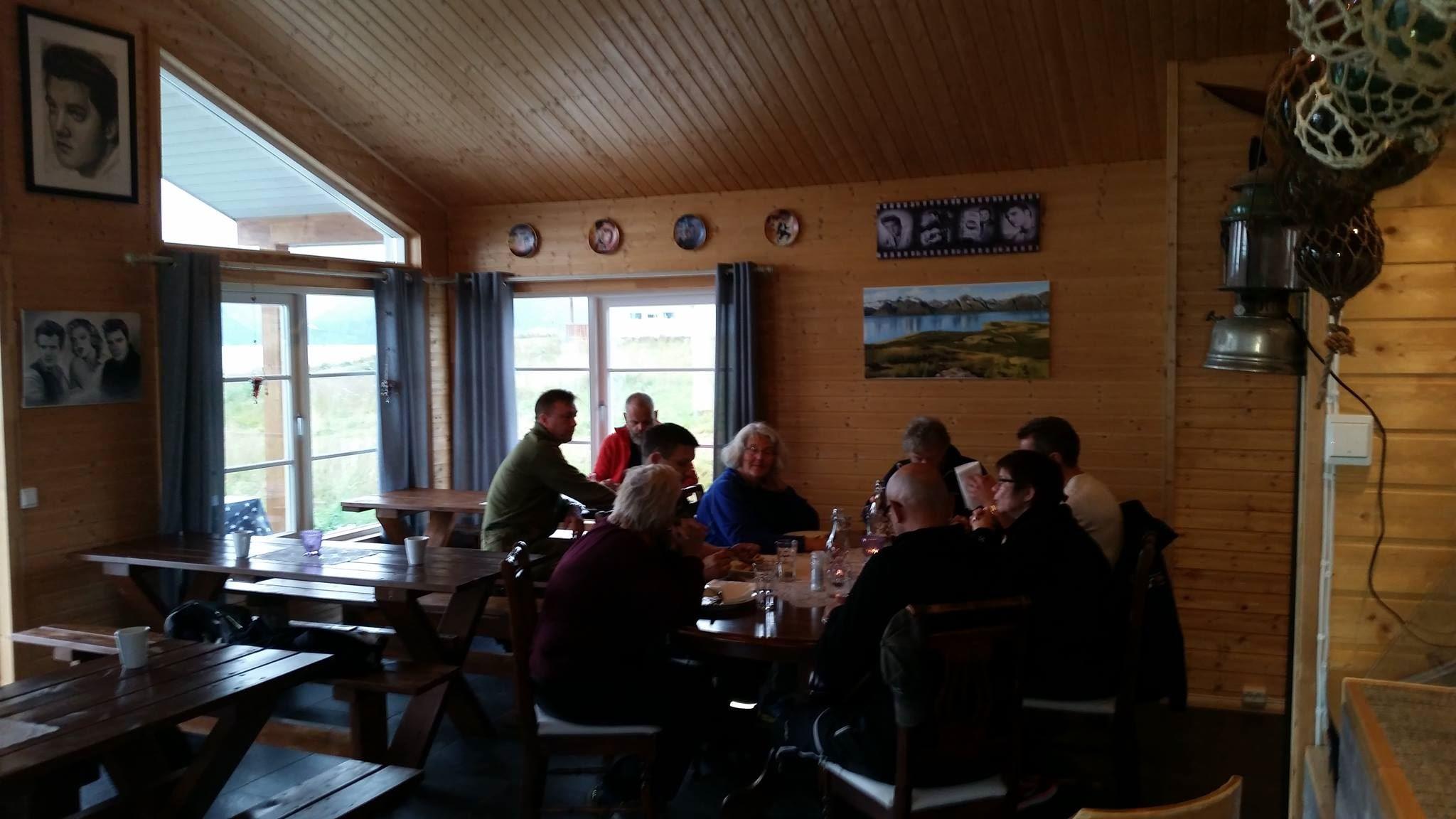 After ski offers Artic Lyngen Sjøcamp