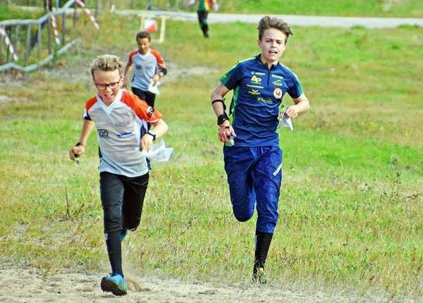 Stefan Gunnarsson, Sprint-SM i orientering i Glada Hudik