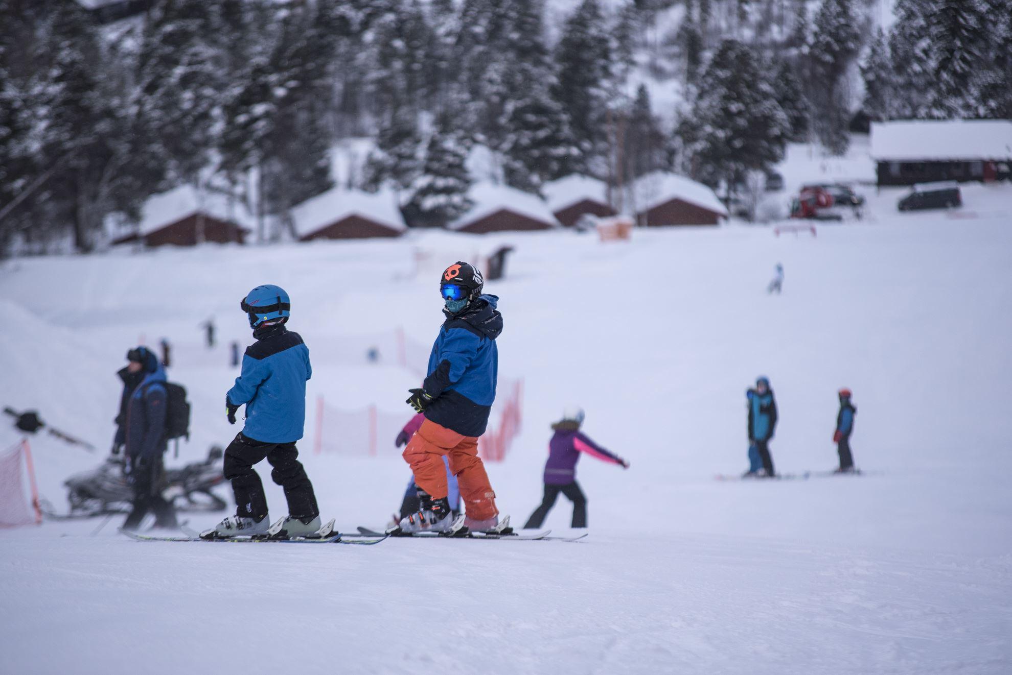 Maria Kampesæter Kleiven/Trollbinde,  © Trolltun/Dombås Skiheiser, Dombås Skiheiser