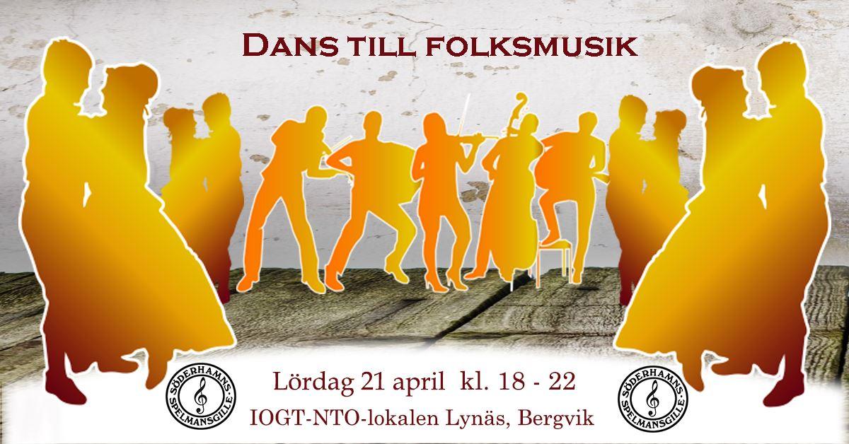 Dans till folkmusik