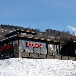Afterski på Hafjell Lodge