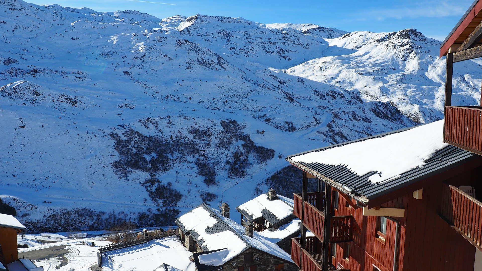 5 Pers Studio ski-in ski-out / NECOU 714