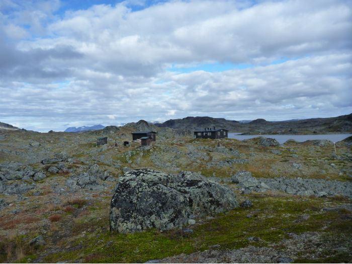 Köp boende i fjällstuga: Laponia