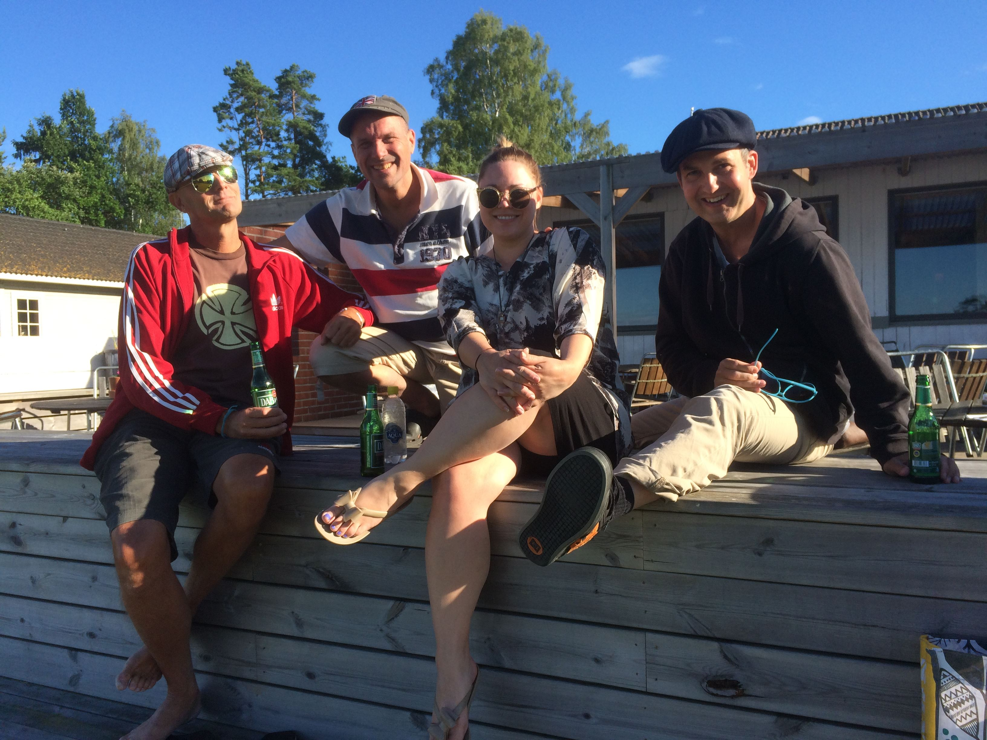 Liveband och MusikQuizz på Grankullavik