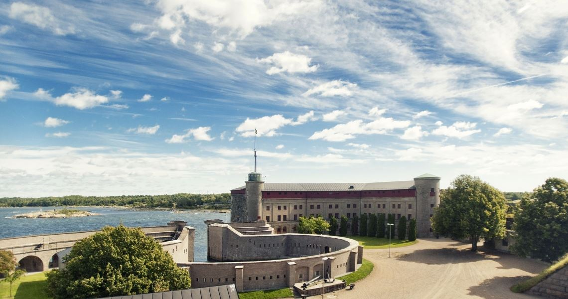 Guided tour - Kungsholms Fort