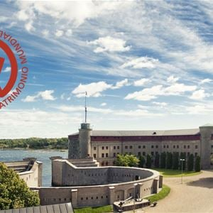 Guided tour - The Kungsholm Fortress