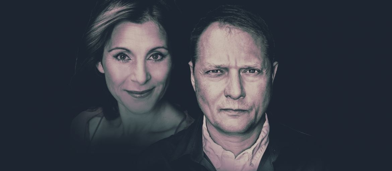 Helen Sjöholm & Magnus Carlson