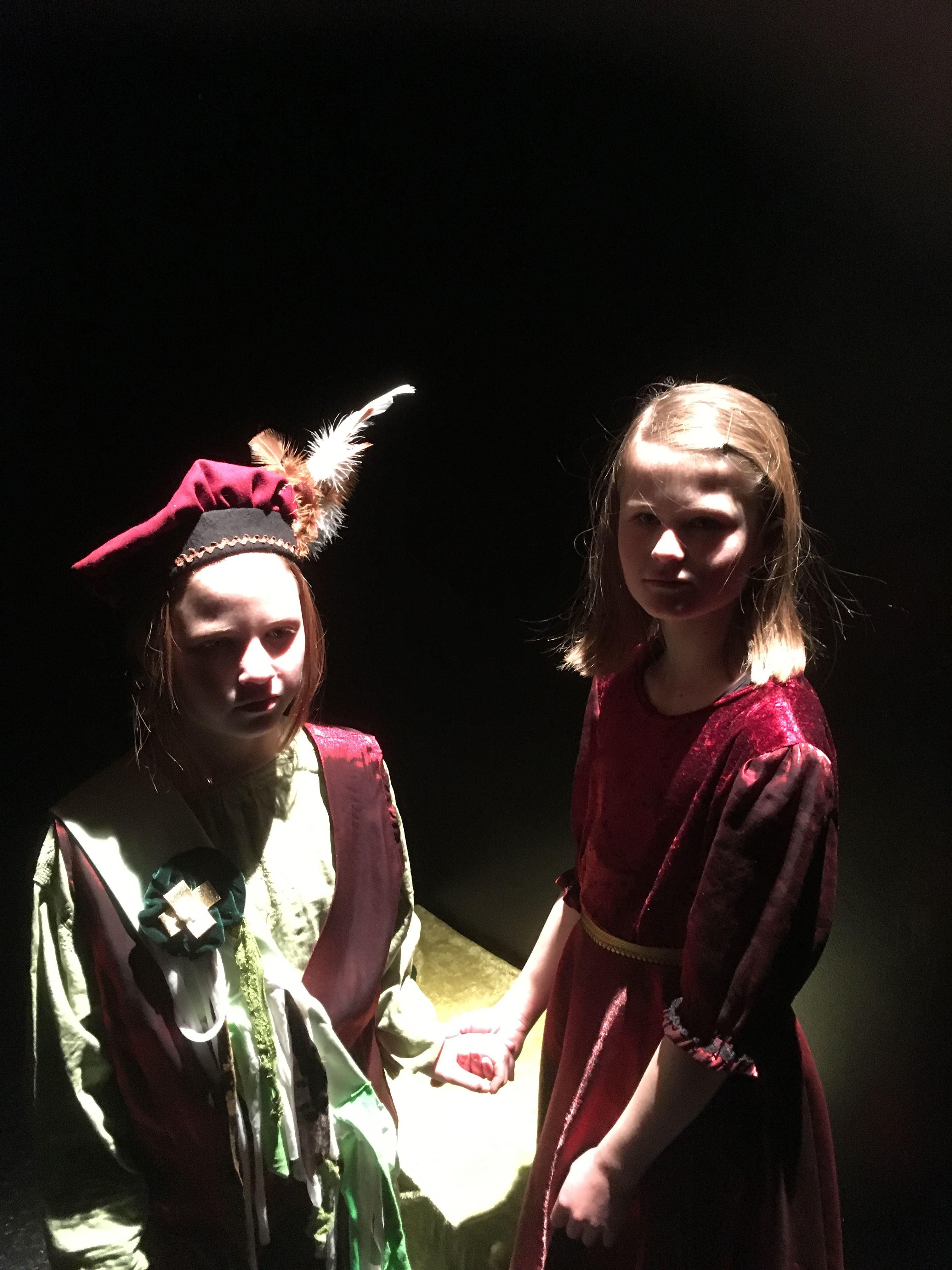 Sagan om Prins hatt och hans modiga prinsessa