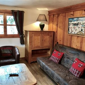 CHALET EDELWEISS: Apartment for 5 people (mountain of charm) / Serenity stay