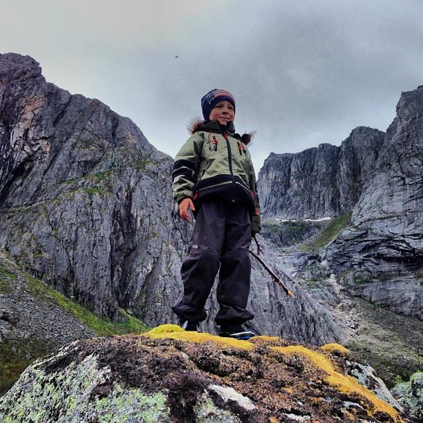 Family Arctic Hiking Fun - Tromsø Villmarkssenter