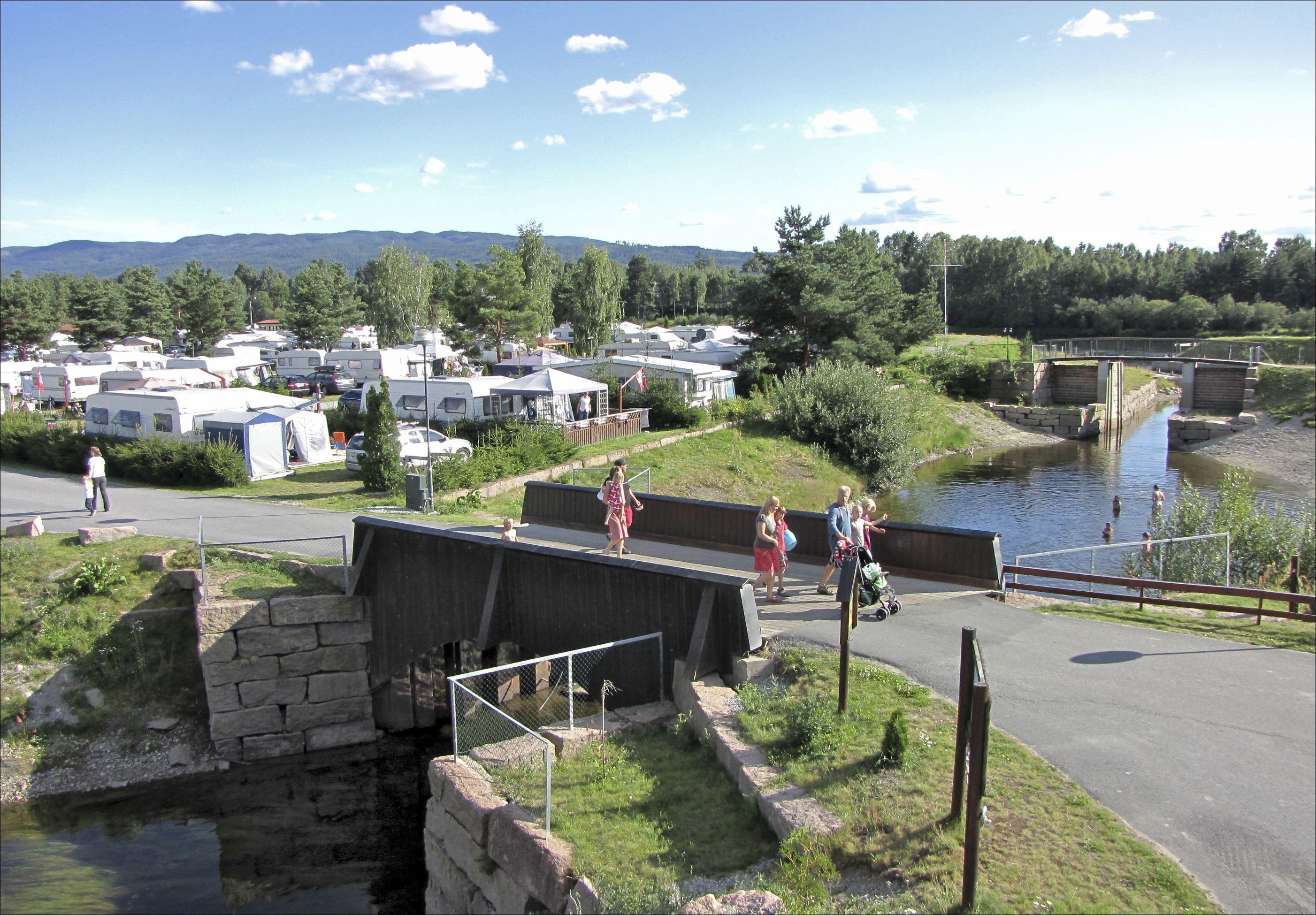 Hokksund Camping/Leiligheter