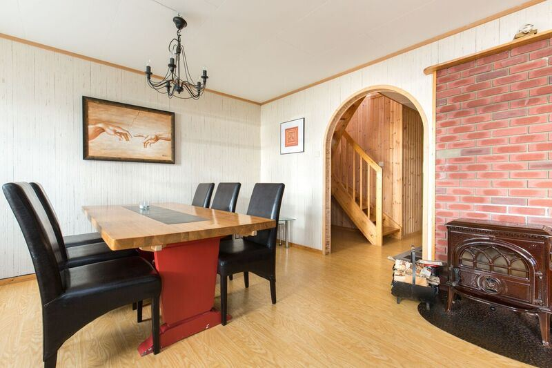 stue i leilighet, Dyrøy Holliday
