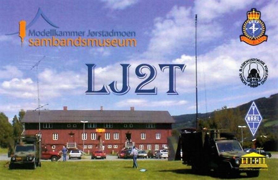 Sambandsmuseum Jørstadmoen