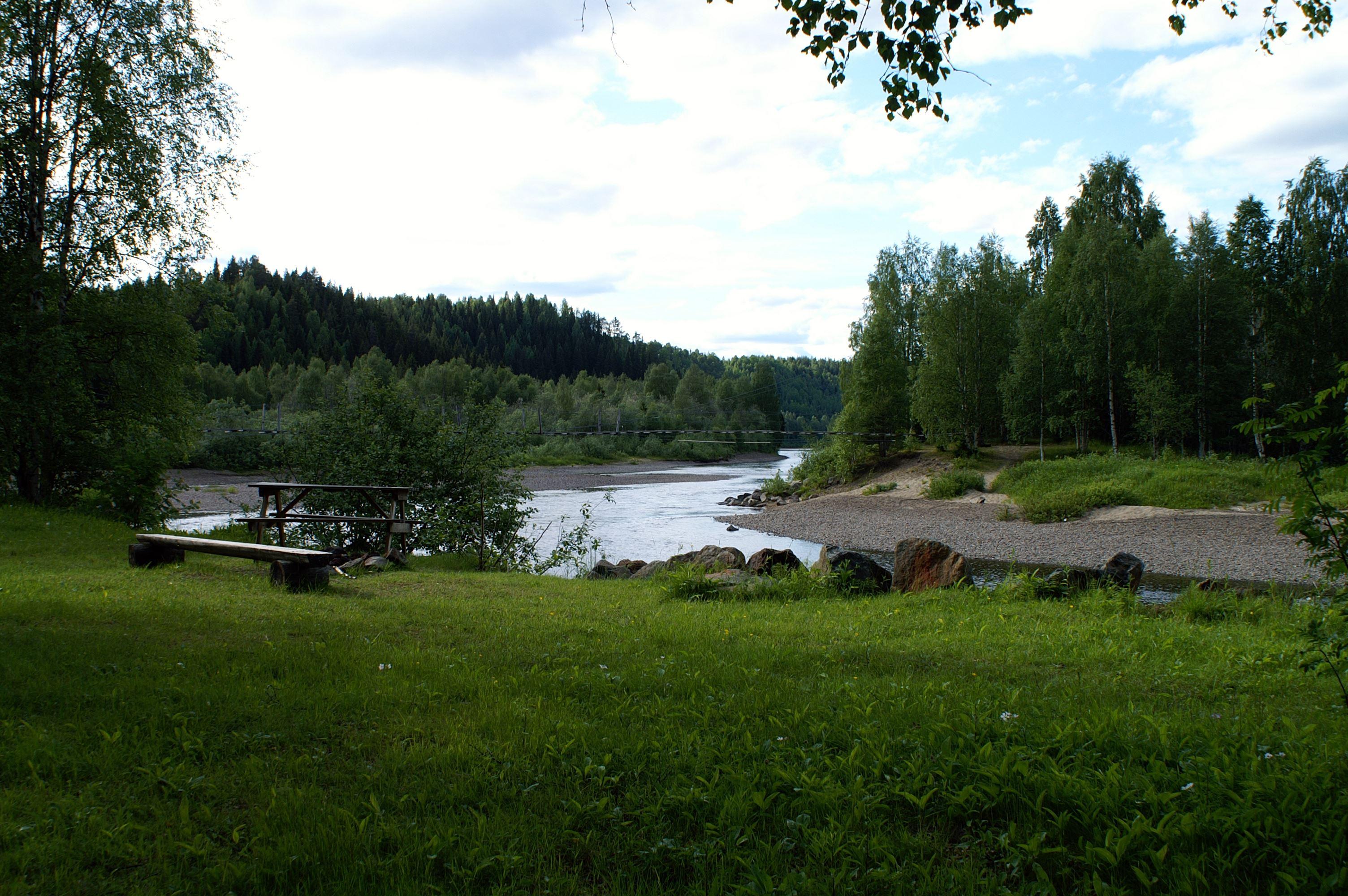 Invigning av Lagnäsets naturreservat