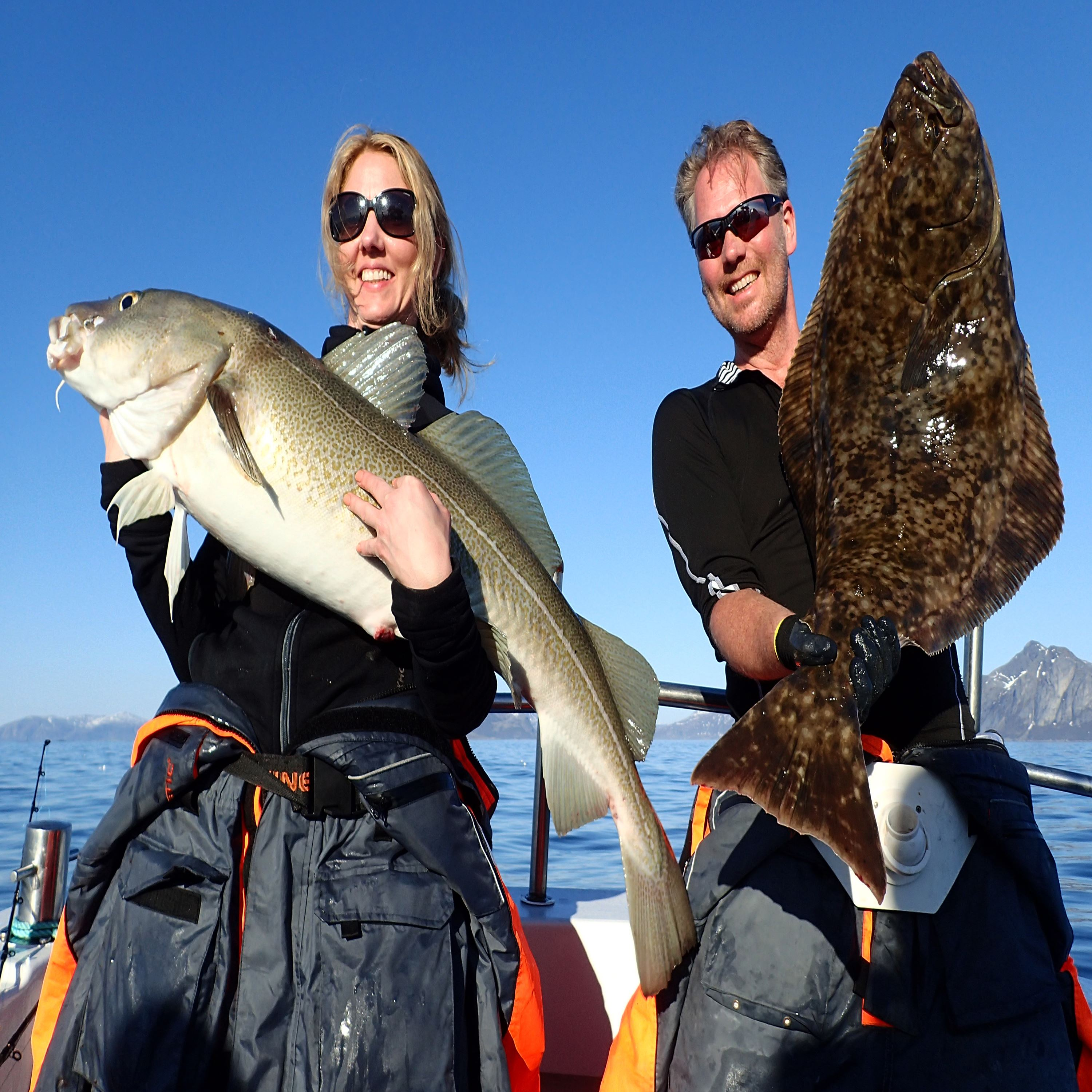 Charter Boat Fishing – Explore the Arctic