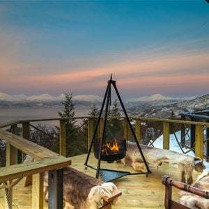 Narvik Mountain Lodge,  © Narvik Mountain Lodge, View