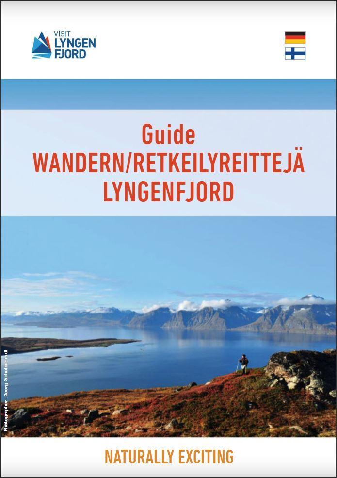 Hikingguide - 25 hikes in the Lyngenfjordregion