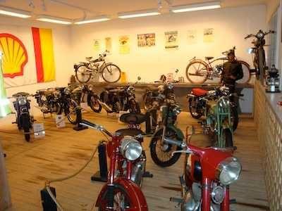 MCV Umeås sommarcup för 2-3 hjuliga fordon äldre än 30 år