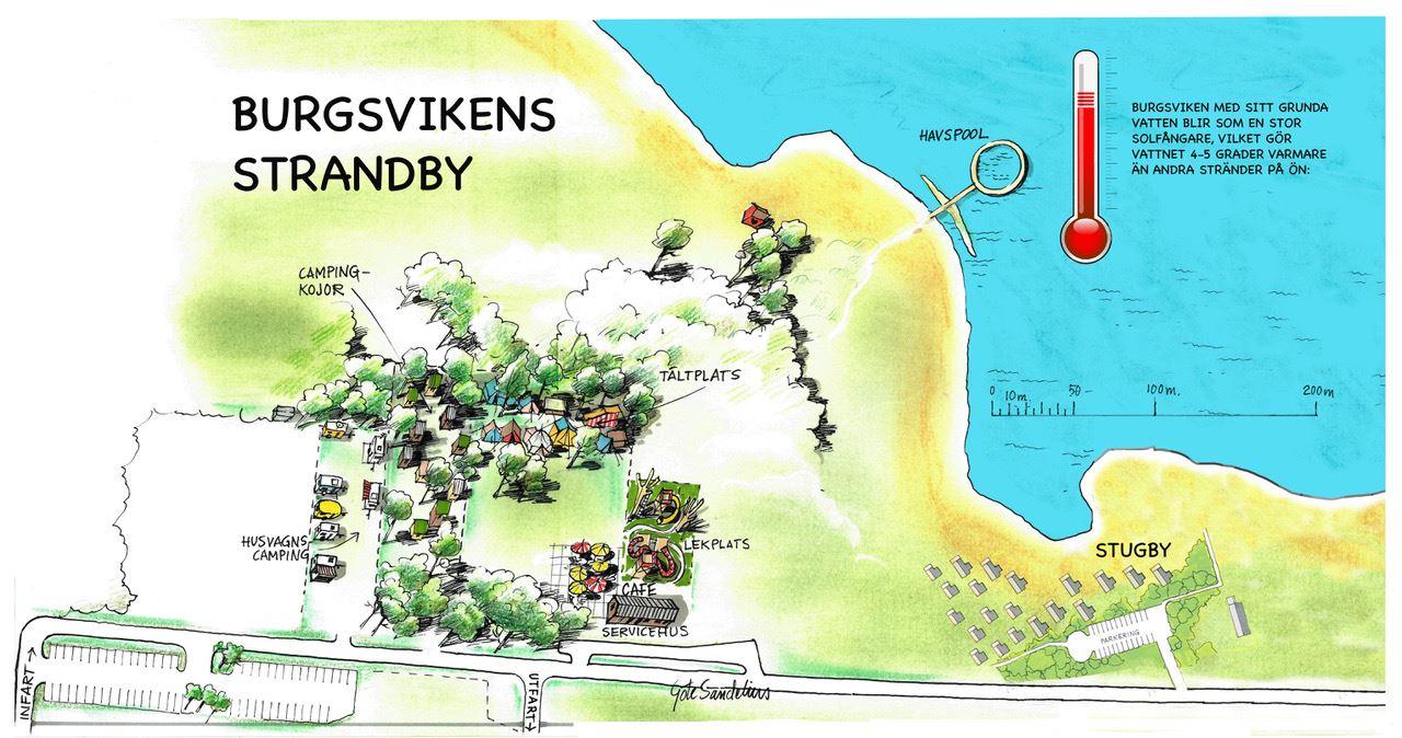 Burgsvikens Strandby