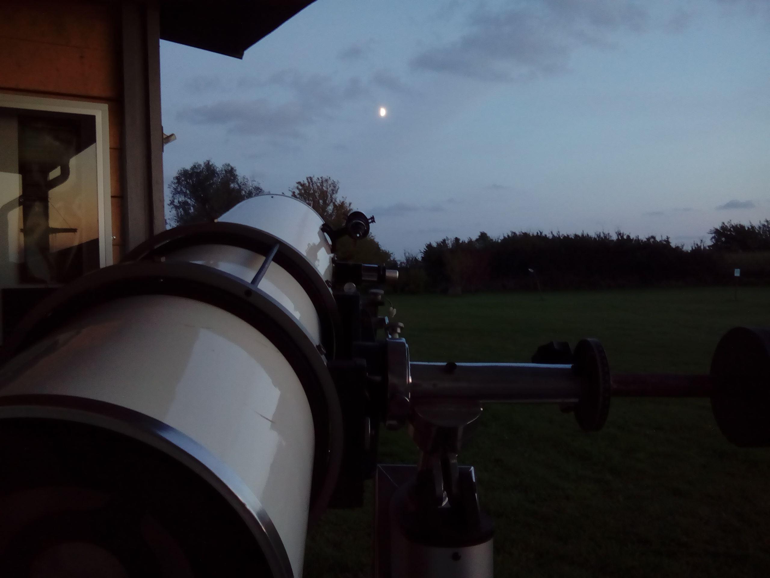 Astronomisk visning
