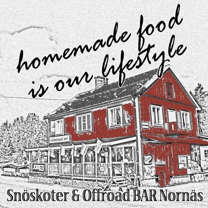 Snöskoter & Offroad Bar Nornäs (stugor & caming)